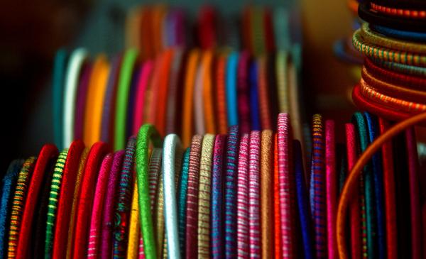 Bangles and Colours