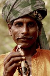 Veteran Pied Piper of Karnataka!