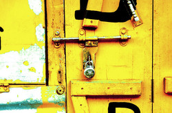 Yellow, Locked and Unreachable!