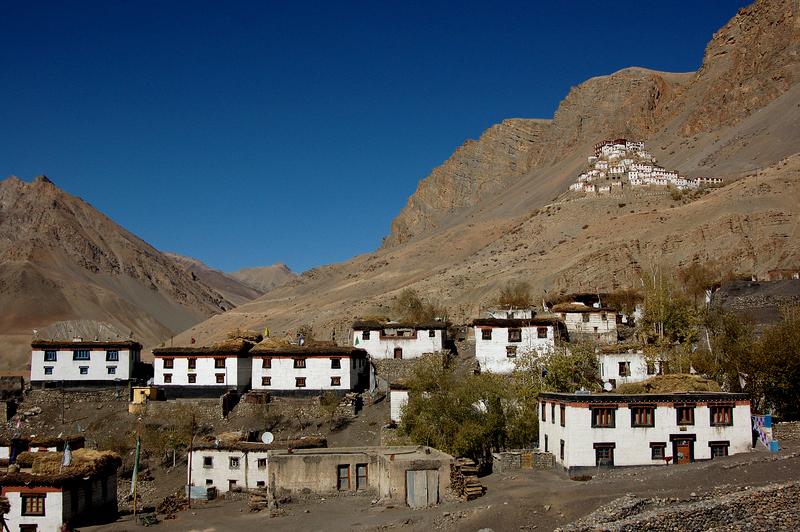 The Ki village!