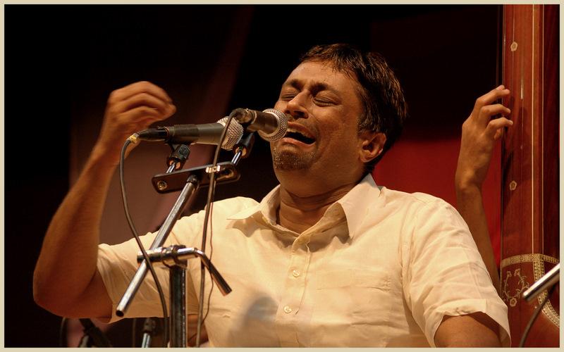Sanjay Subrahmanyan Concert Narada Gana Sabha 2009