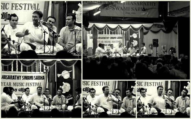 Sanjay Subrahmanyan Parthasarathy Sabha 2009
