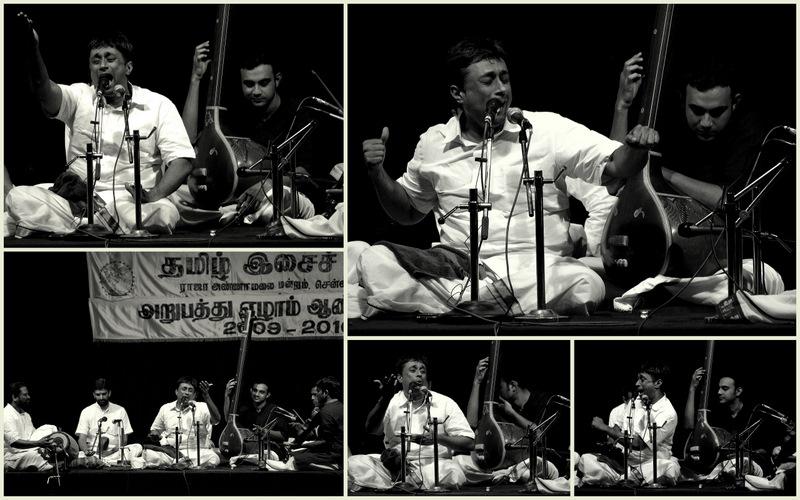 Sanjay Subrahmanyan Tamil Isai Sangam 2009