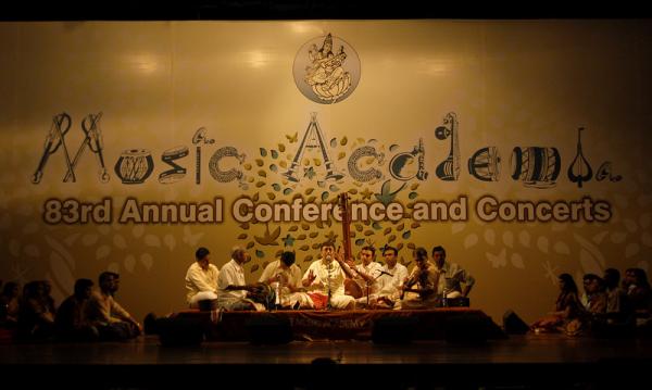 Sanjay Subrahmanyan Music Academy 2009
