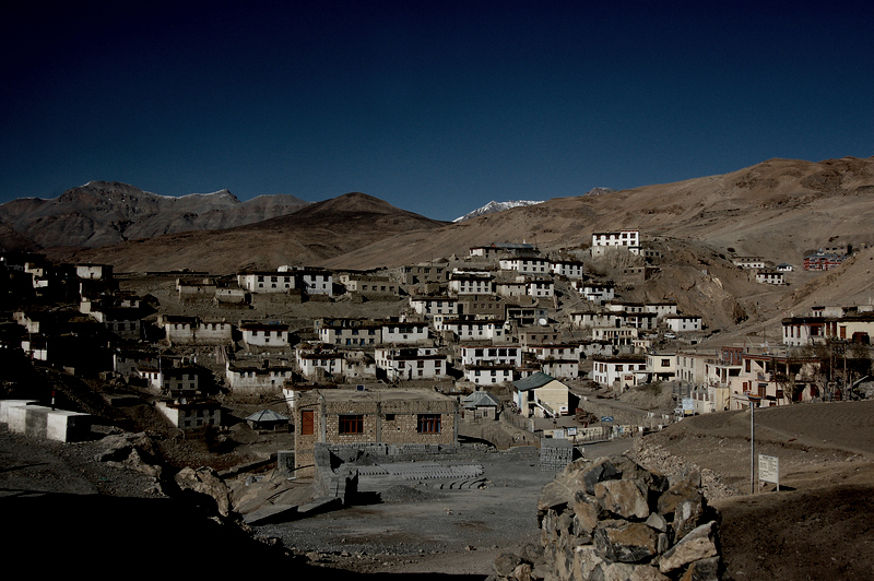 Kibber, Spiti valley, Himachal