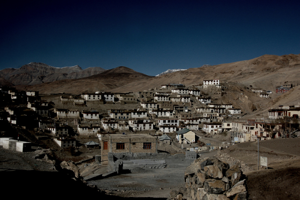 Highest motorable village in the world
