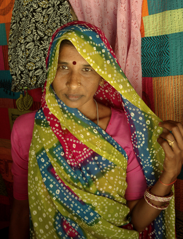 Lady from Rajasthan