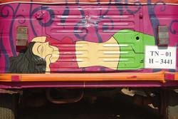 Art on the Indian Auto Dakshinchitra