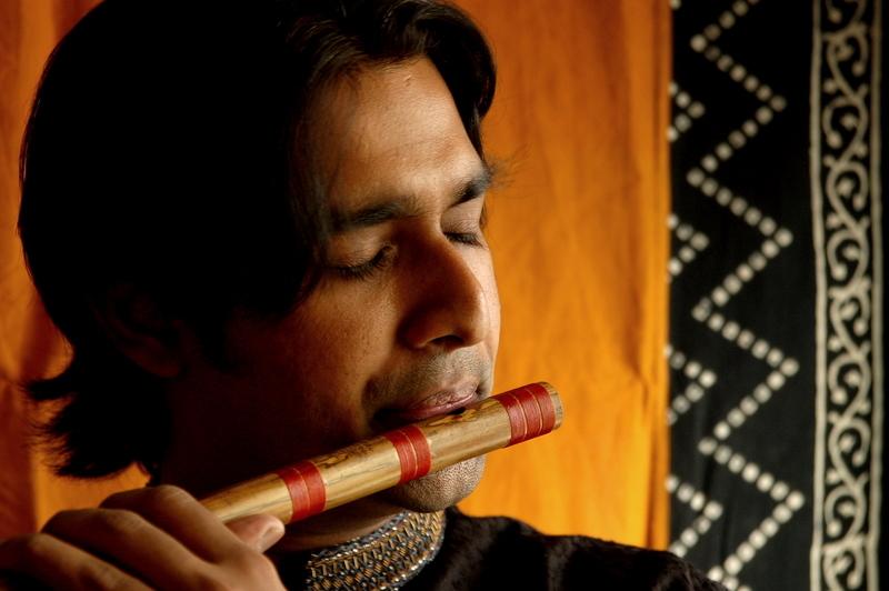 Vijayagopal on Flute