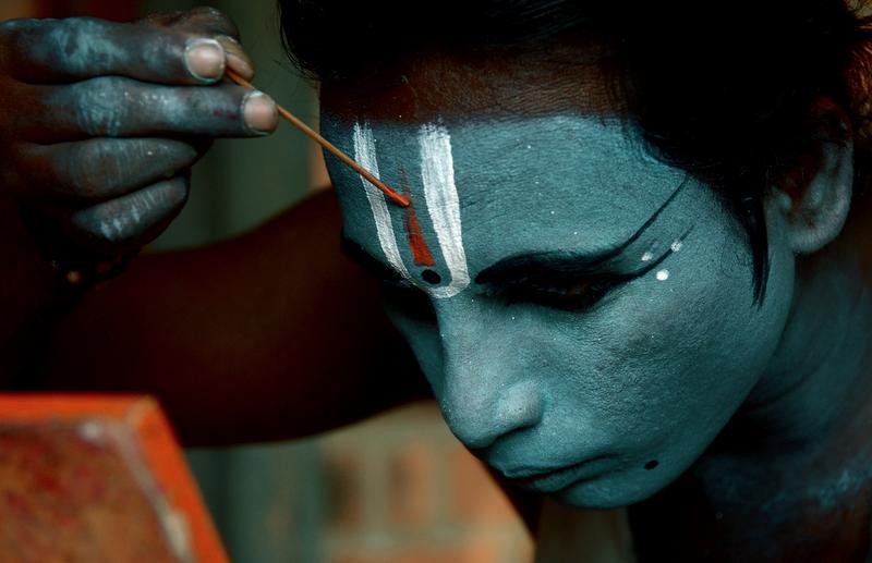 Therukoothu Dakshinchitra Krishna