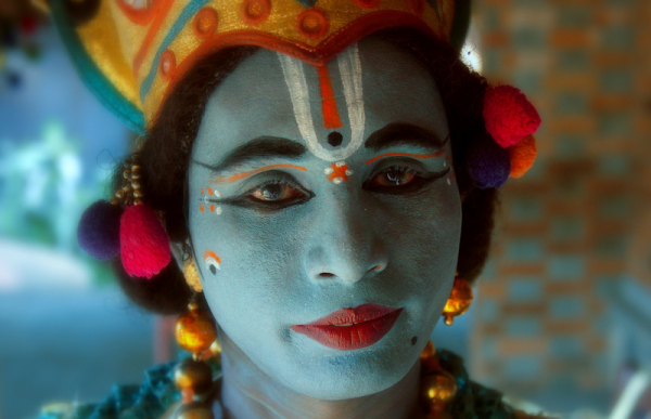Krishna Therukoothu Dakshinchitra