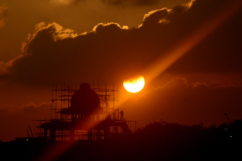 Marina Sunset Chennai