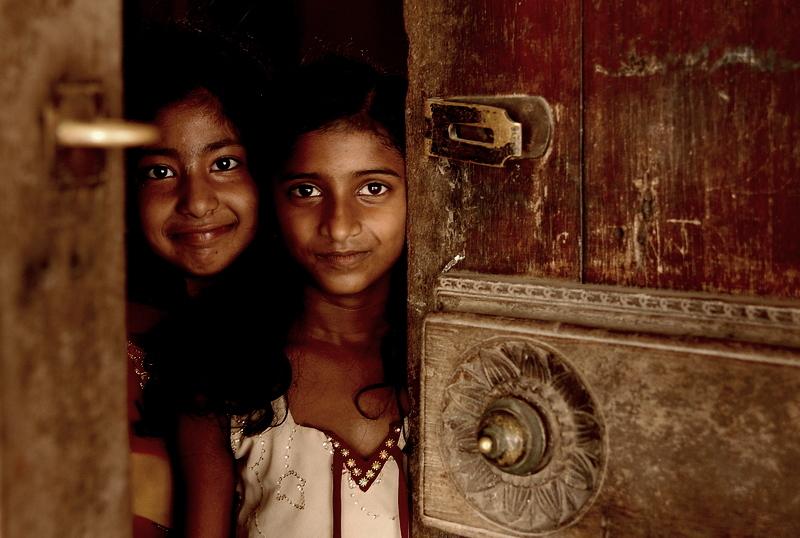 The girls @ Thiruttani