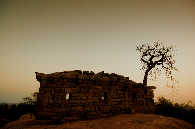 Medieval times at Mahabalipuram