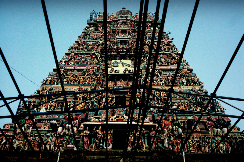 Kapaleeshwarar Temple Gopuram