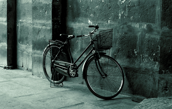Abandoned Bicycle