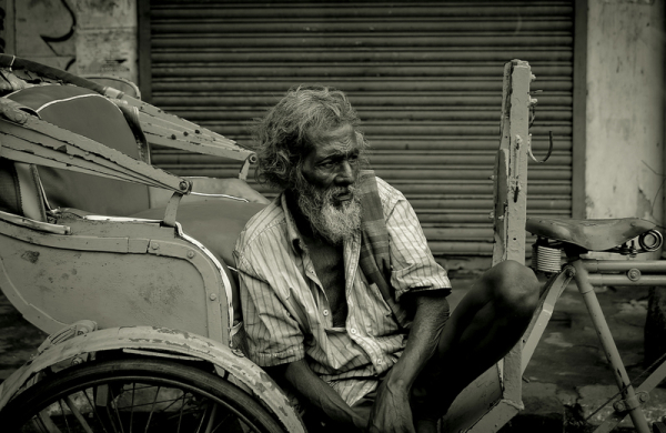 The Rickshawman of the 2000s