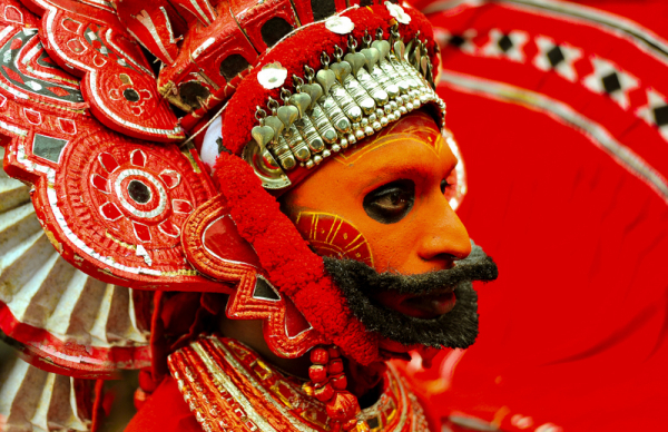 The Theyyam Reds