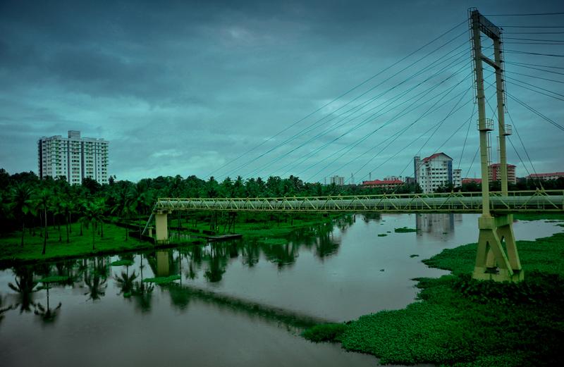 Rainy times at Kochi