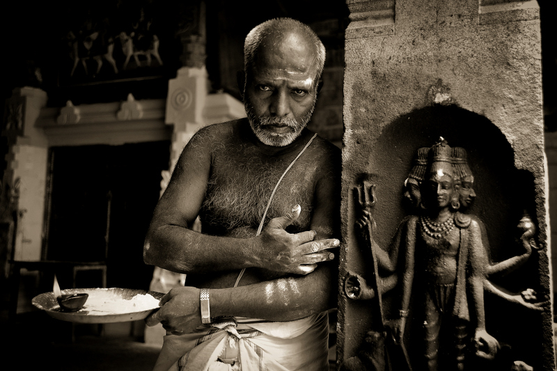 Explaining the legend of Jambukeshwarar