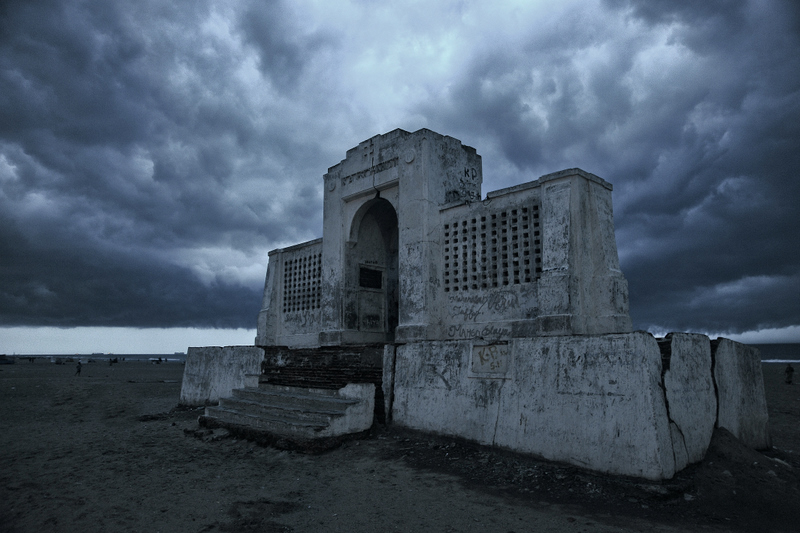 Memories of a cloudy day at Madras