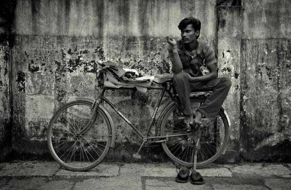 The street gazer
