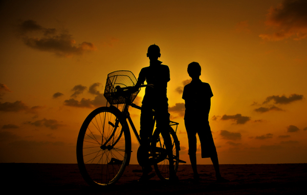 Bicycle boys