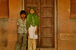 Salim and Shaila
