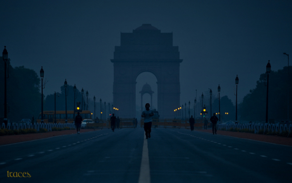 Twilight Joggers of Delhi