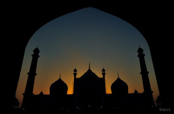 The divine twilight