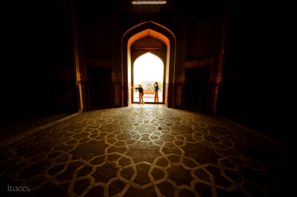 Exploring the Humayun's Tomb