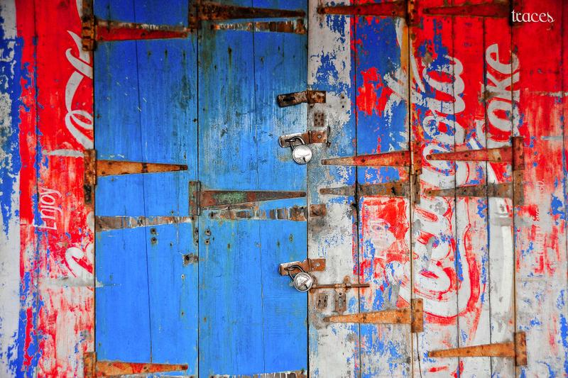 Blues in the Coke?!