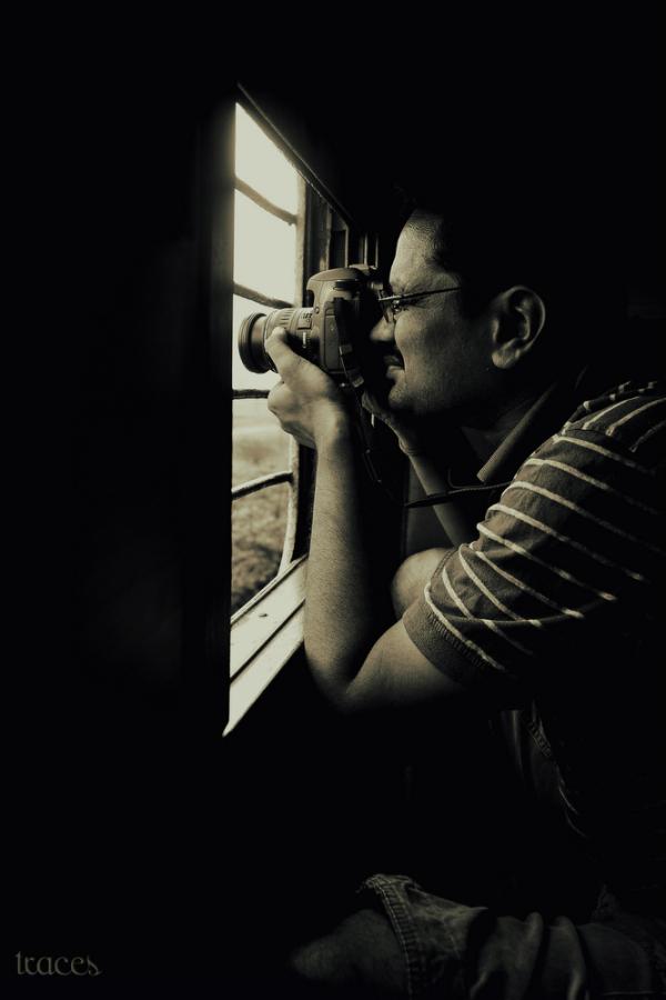 Capturing the capturer!