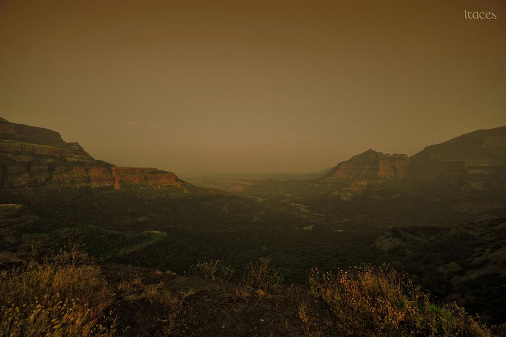 Canyon-esque gorges of Maharashtra!