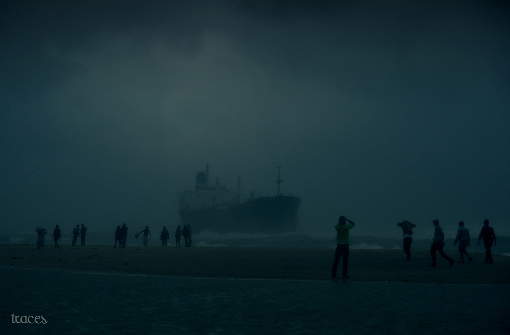 Dark and Cyclonic!