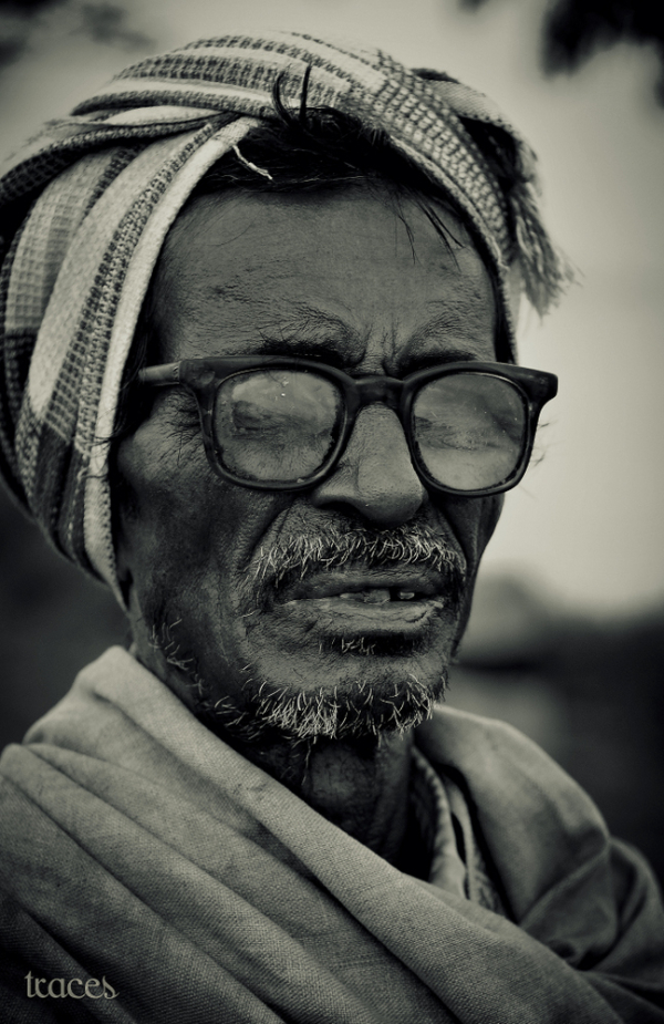 The old fisherman of Pulicat
