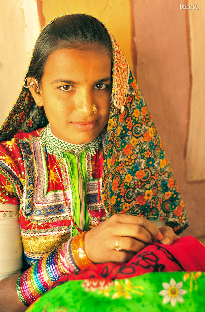 The Meghwal Girl