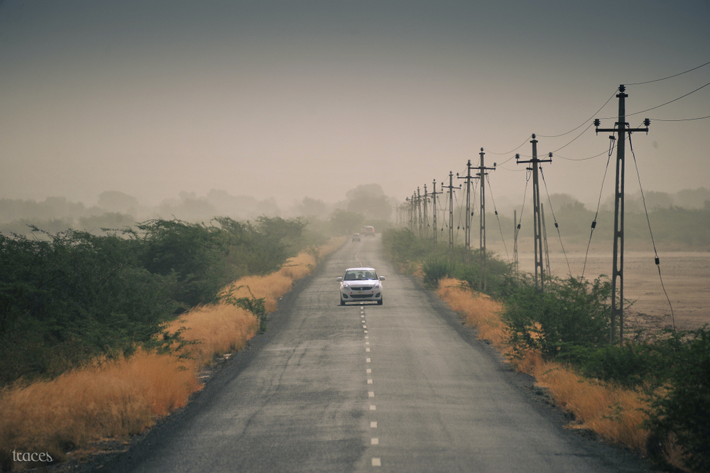 Roadscapes to the Great Rann of Kutch