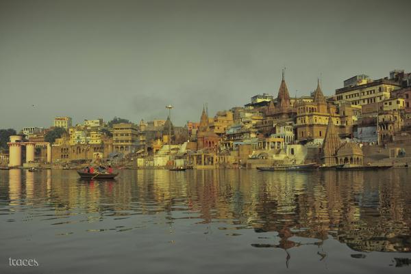 Departures of the Manikarnika Ghat
