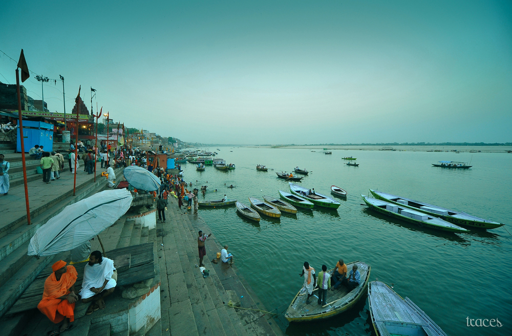 The Dashashwamedh Ghats