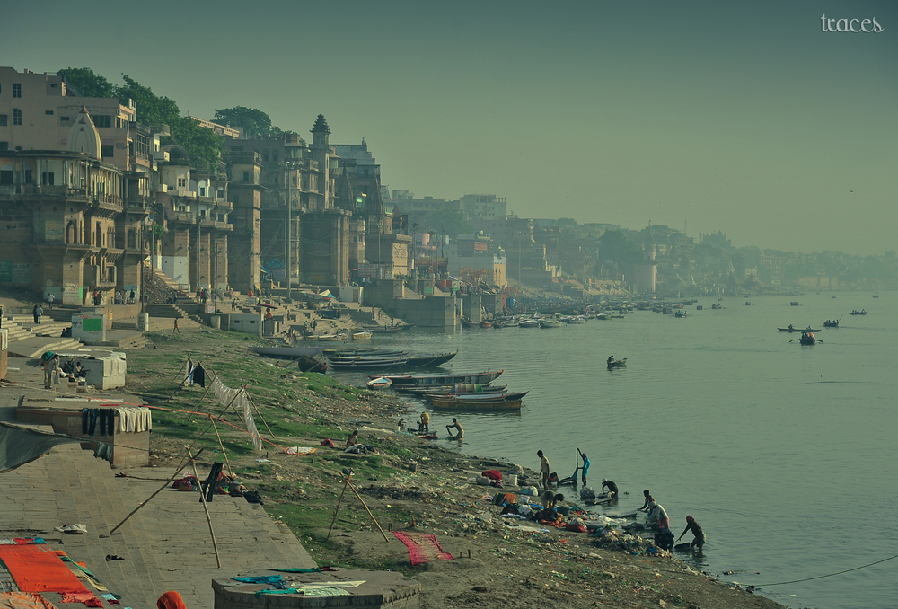 Life in the ghats