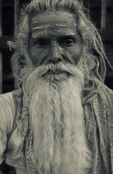 The inner side of Babaji