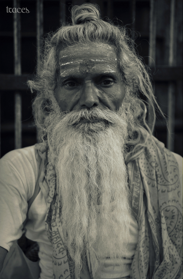 The inner side of Babaji