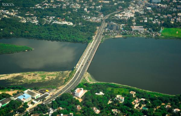 The Adyar Bridge