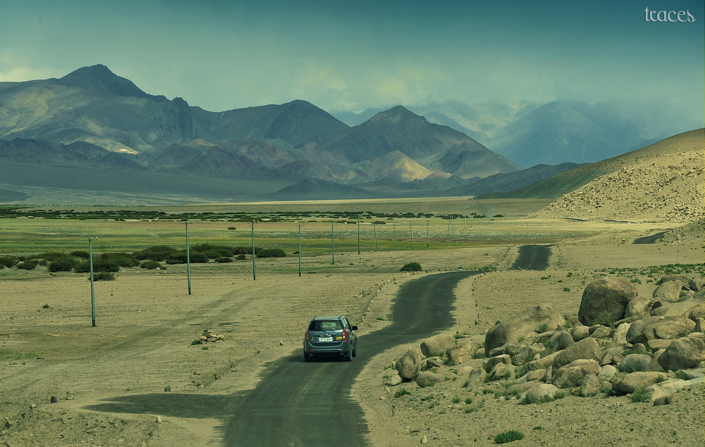 Hanle to Loma along the Silk Route