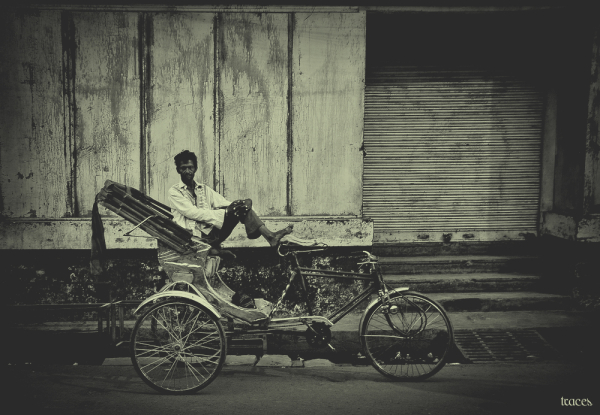 The last Rickshawwala