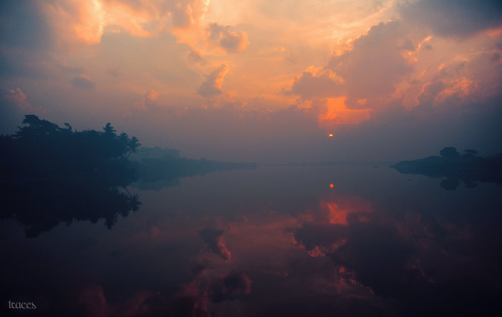 The Madras Sunrise!