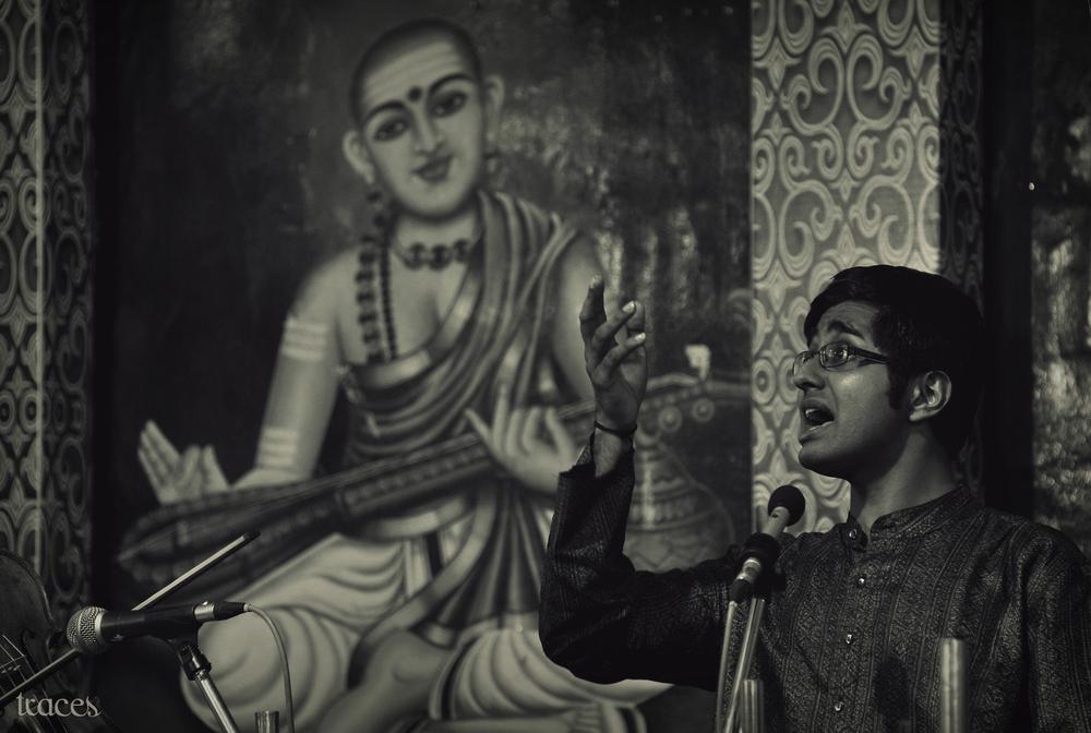 Shree, Varali and Shankarabharanam