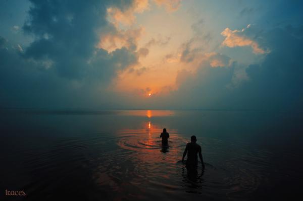 The twilight dip
