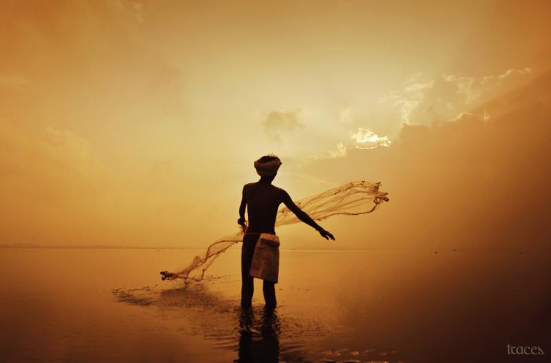 Dreams of a big catch